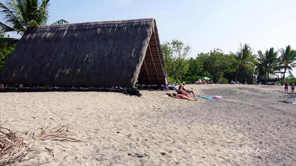 Kaloko Honokohau Beach