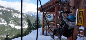 Flying High with Superfly Tandem Zipline in Whistler