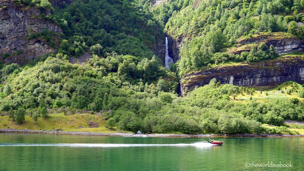 Norway In a Nutshell Fjord safari Flam