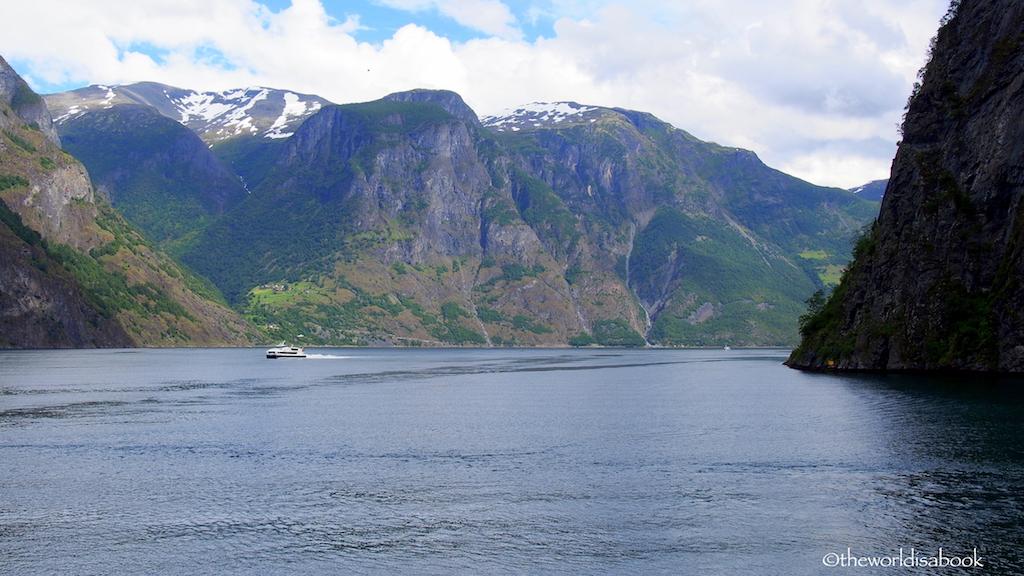 Norway in a Nutshell fjord