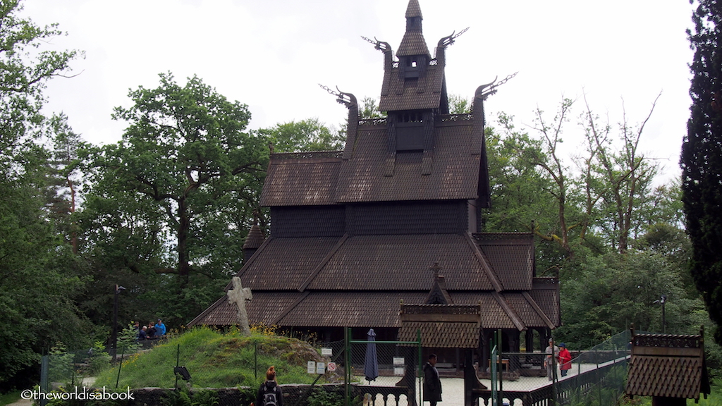 Fontaft Stave Church