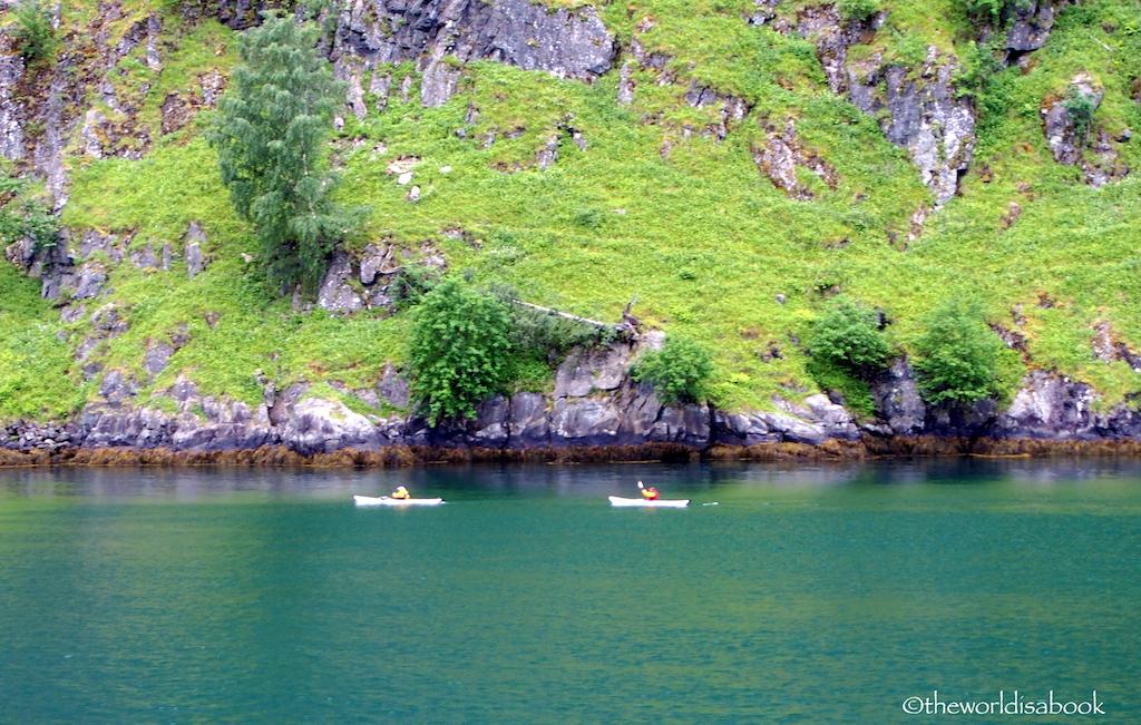 Fjord Kayaking Bergen