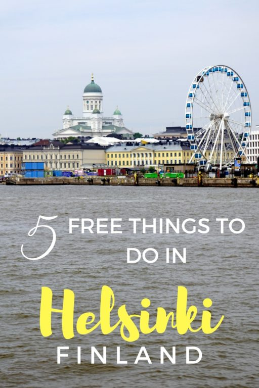 Free Things to do in Helsinki