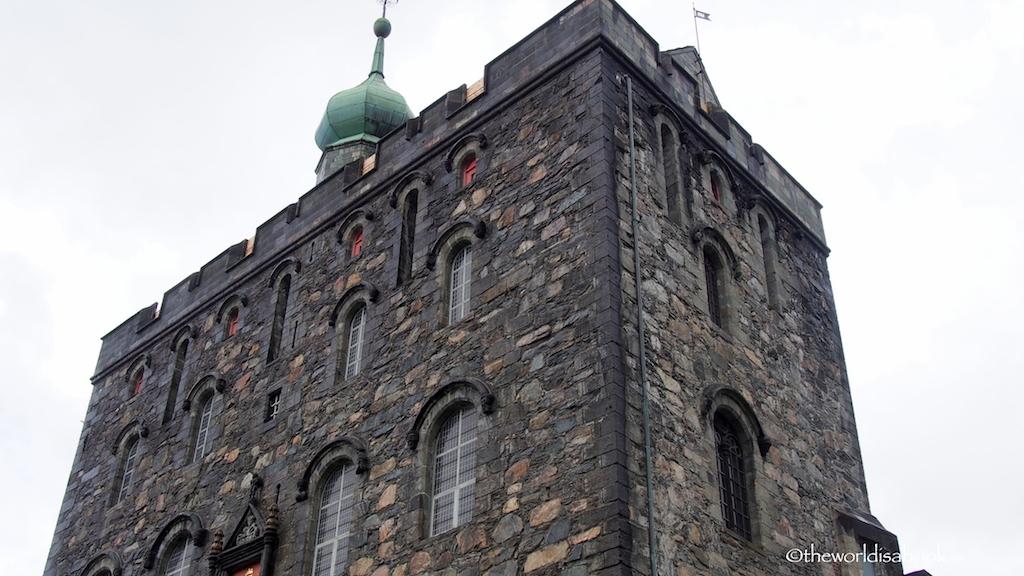 Rosenkratz Tower Bergen