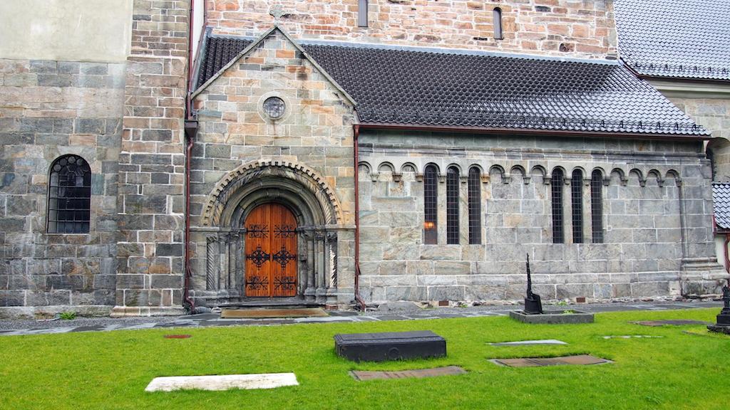 St Mary Church Bergen