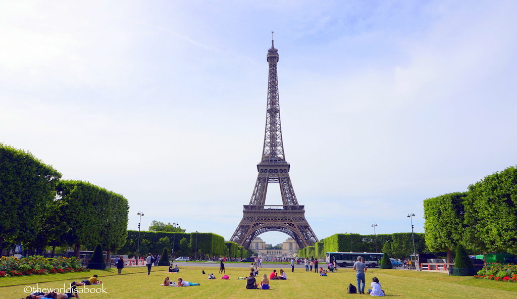 Tips for Visiting and Going Up the Eiffel Tower with Kids - The