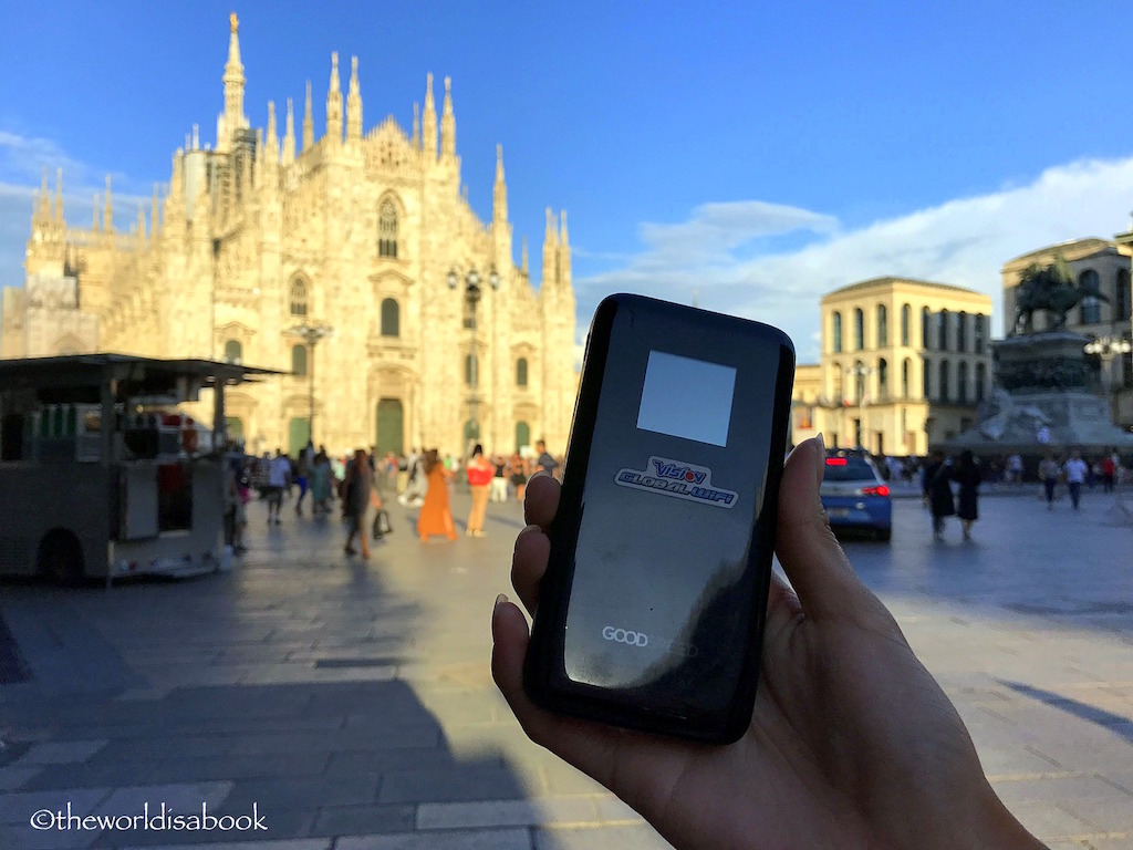 Milan Global wireless