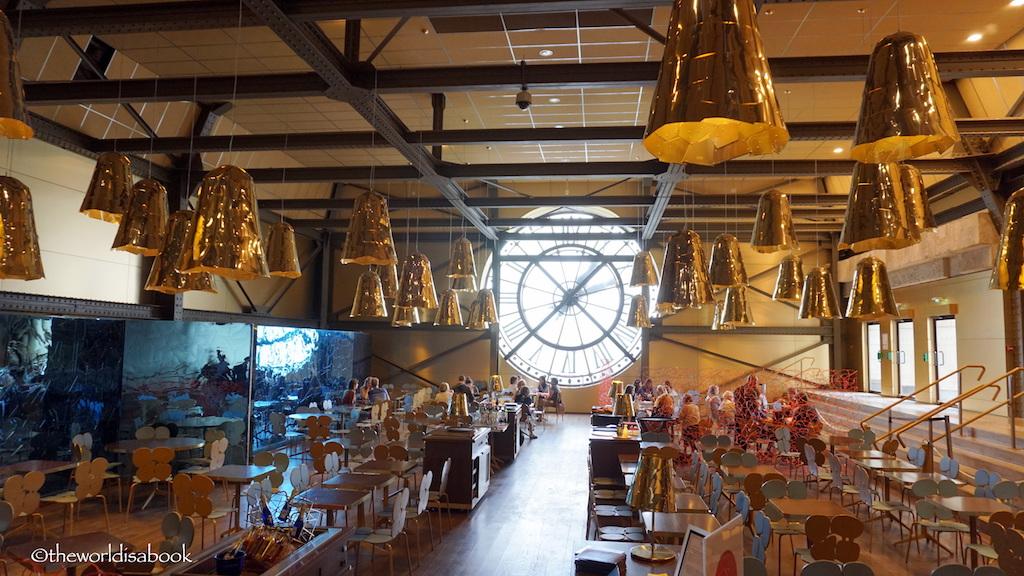 Musee d'Orsay Cafe Campana