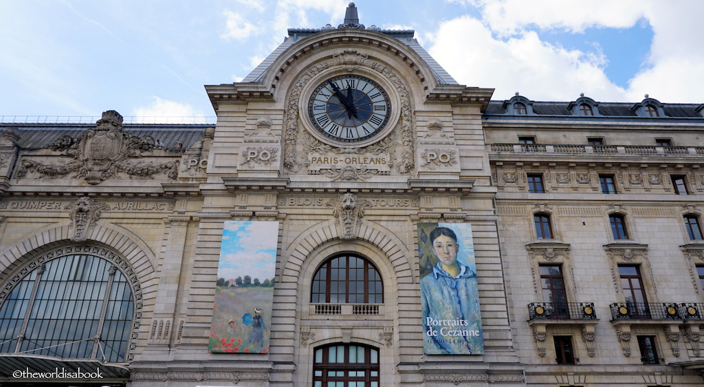Musee d'Orsay building