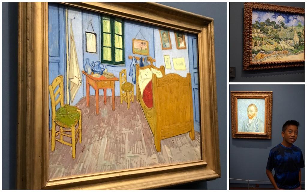 Musee d'Orsay van Gogh