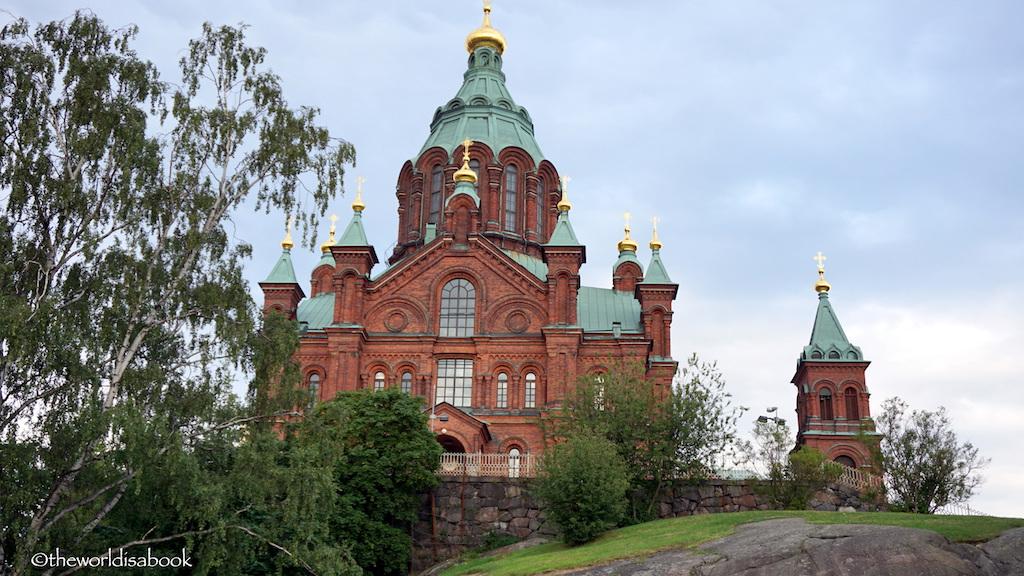 Uspenski Orthodox Cathedral Helsinki