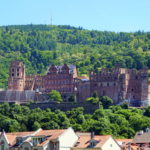 Visiting the Heidelberg Castle Ruins in Germany