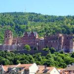 Visiting the Heidelberg Castle Ruins in Germany