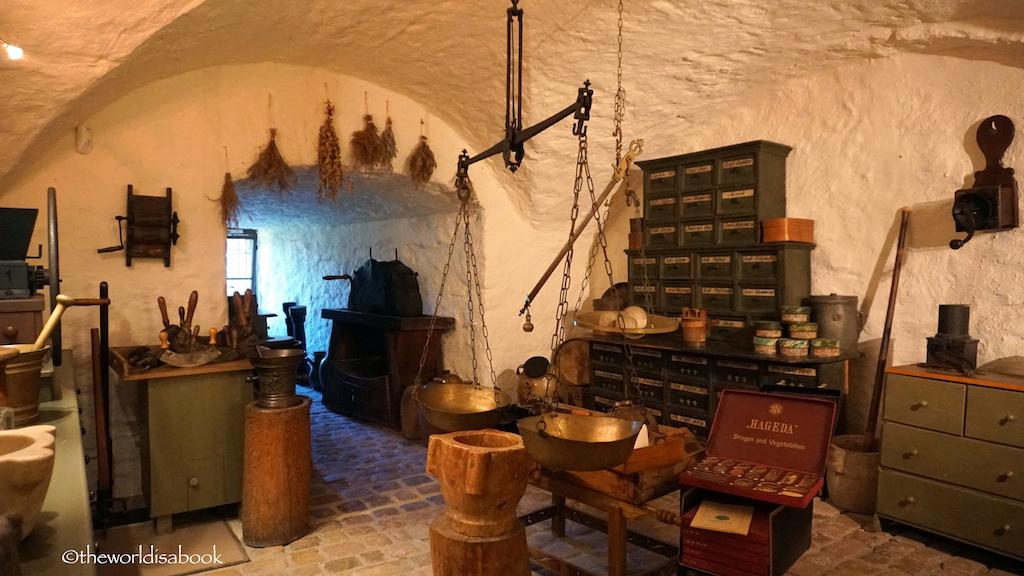 Heidelberg German Apothecary Museum