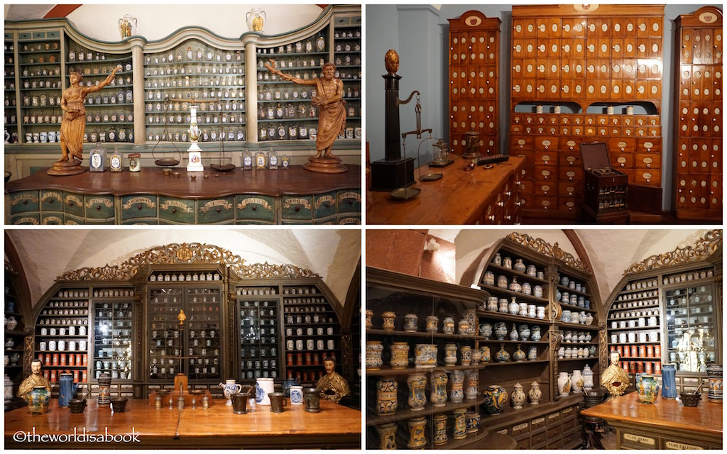 Heidelberg German Pharmacy Museum
