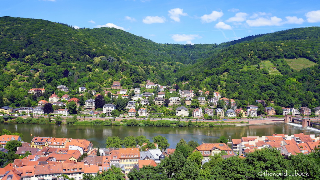 Heidelberg Neckar River