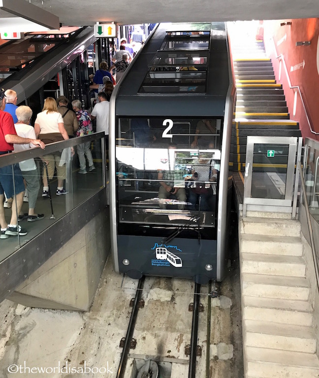 Heidelberg funicular