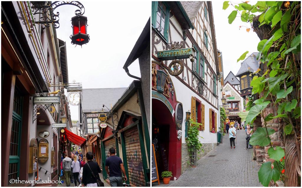 Rudesheim am Rhein Germany