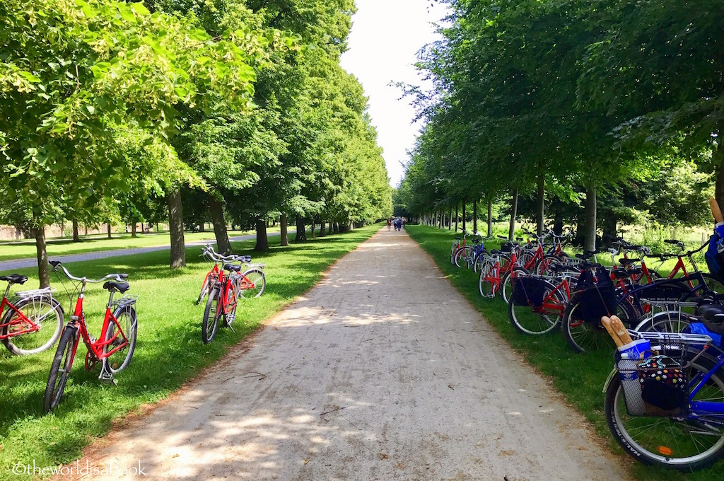 Palace Of Versailles Bike Tour With Fat Tire Tours The