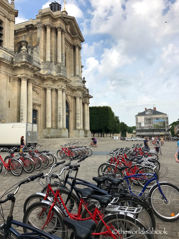 Fat Tire Tours Versailles
