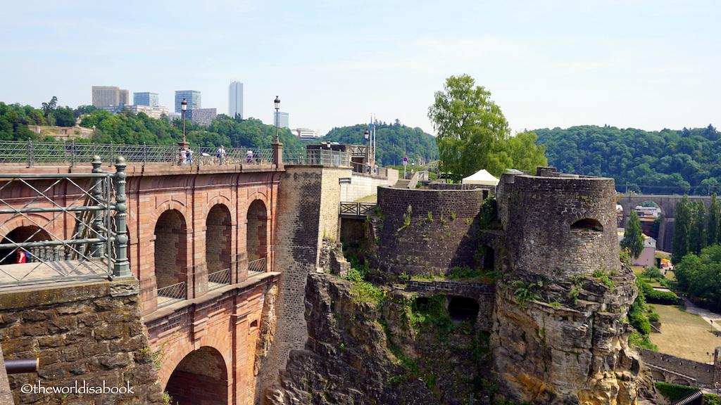 Luxembourg Bock Casemates