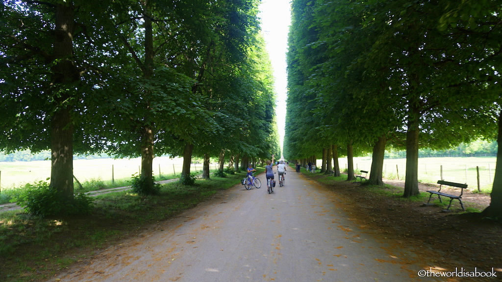 Versailles Fat Tire Tours