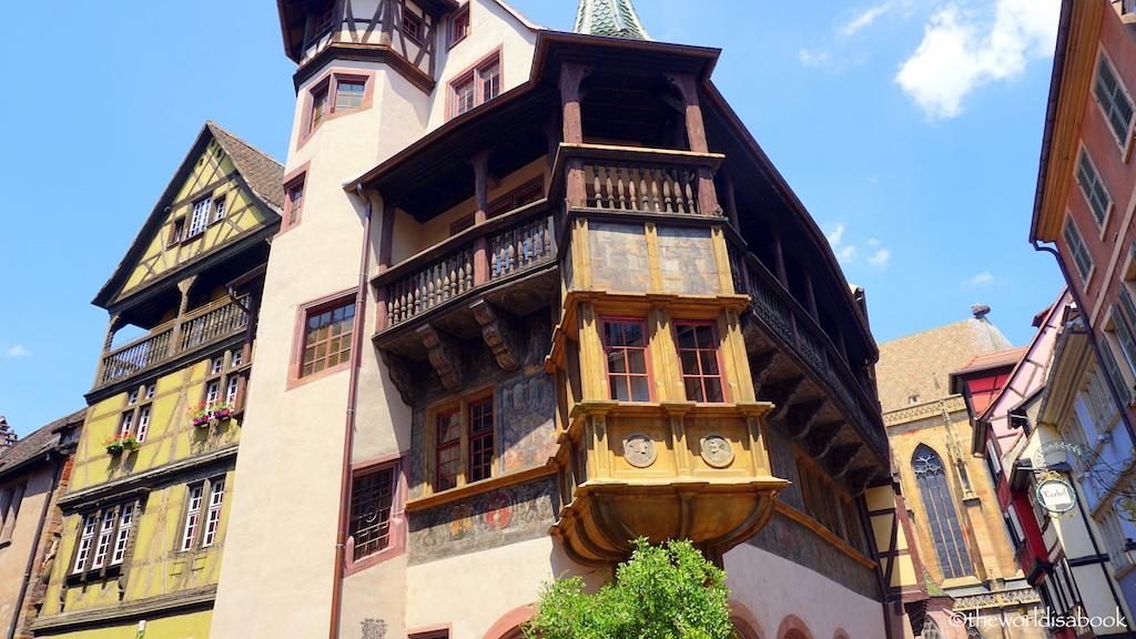 Colmar Maison Pfister