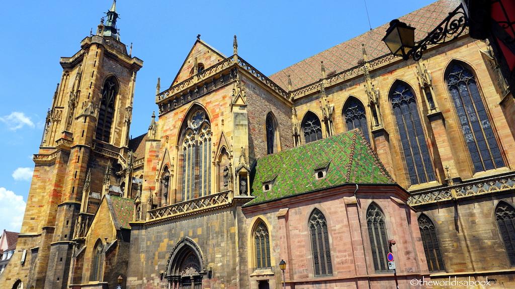 Colmar Saint Martin's Church