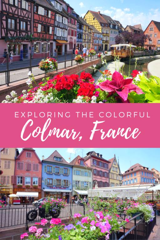 Colorful Colmar