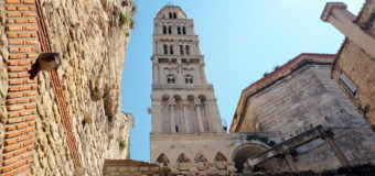 A Day in Split, Croatia and Exploring Diocletian's Palace