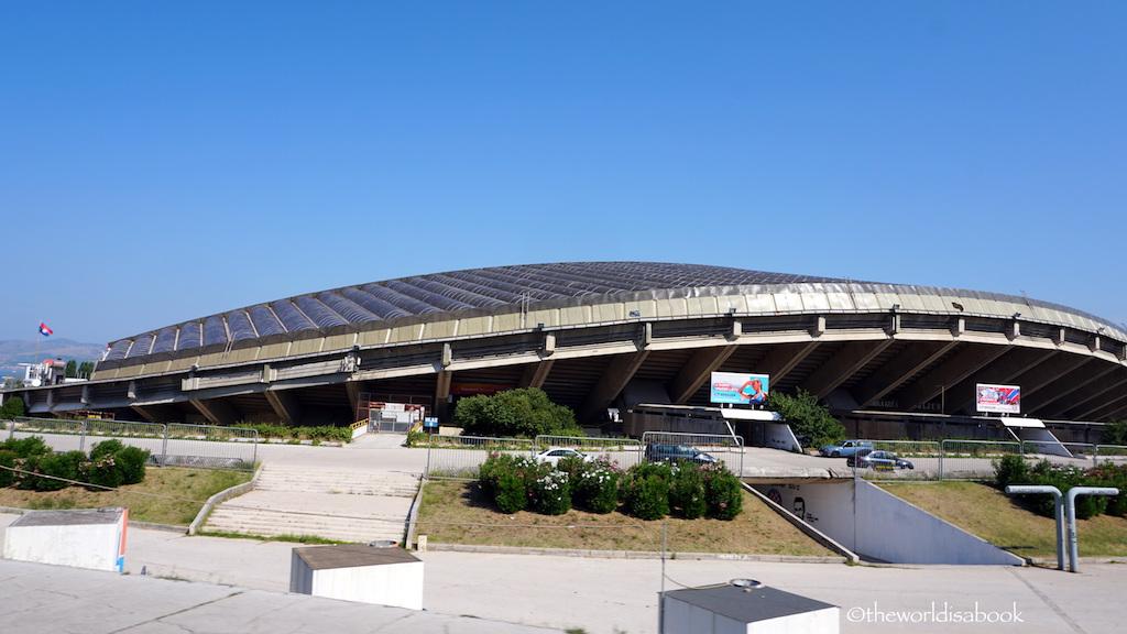 Split Poljud Stadium