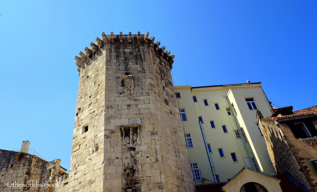Split Venetian Tower