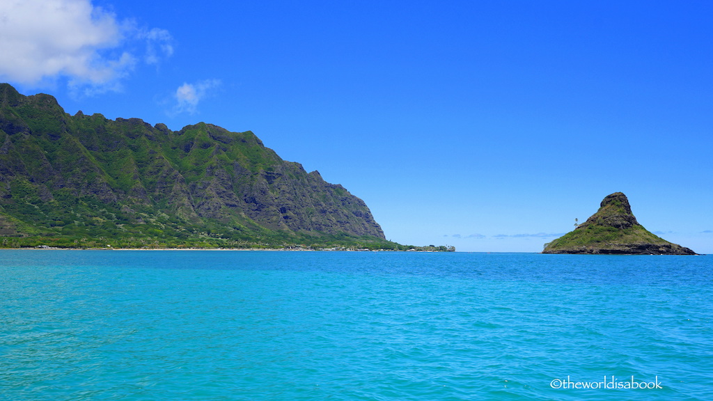 Chinaman's Hat Oahu