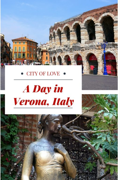 Day in Verona with kids