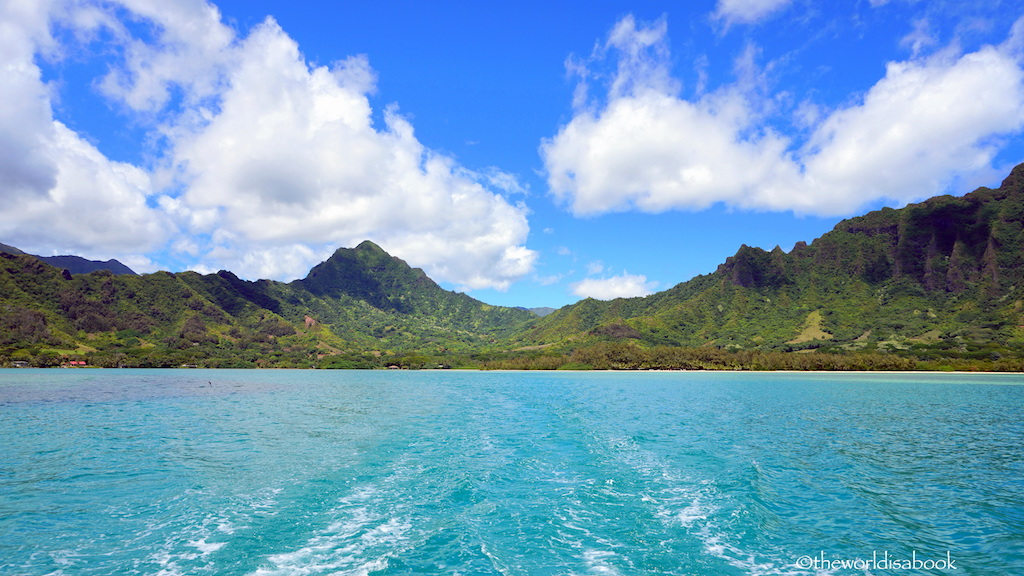 Kaneohe Bay Oahu