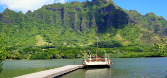 Doing the Kualoa Ocean Voyage Tour in Oahu