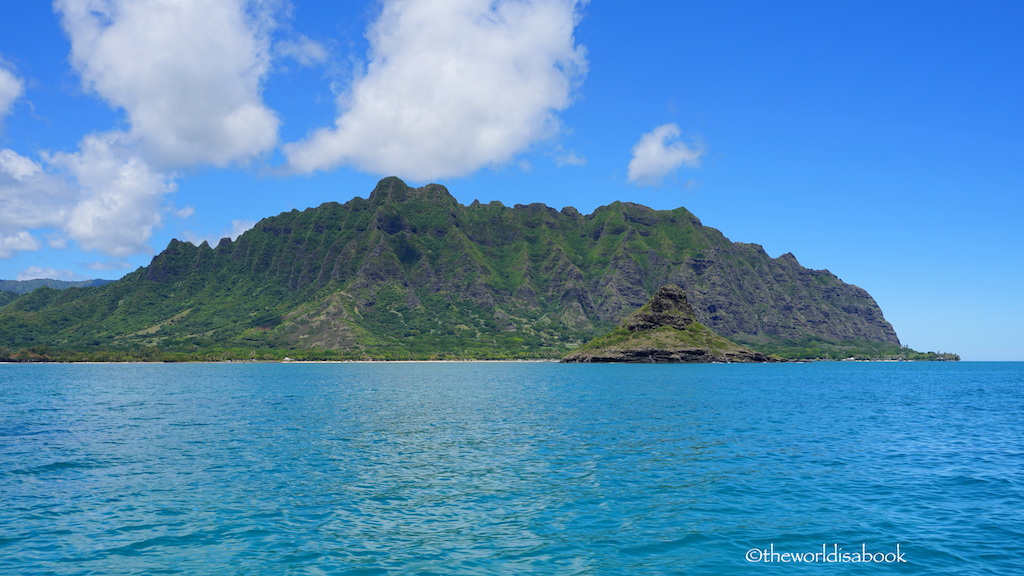 Oahu Chinaman's Hat