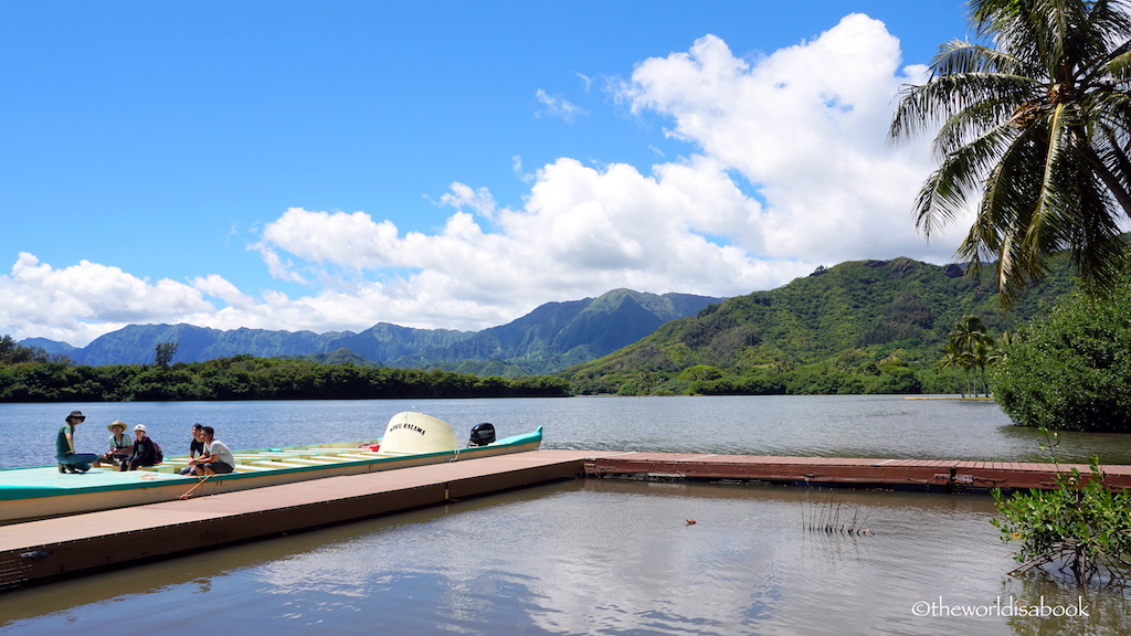 Oahu Molii Fish pond