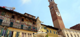 City of Love: A Day in Verona, Italy