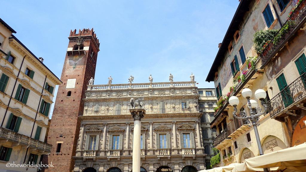 Piazze delle Erbe Verona