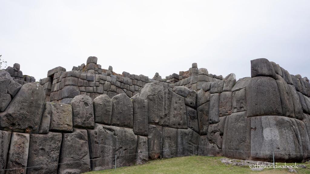 Peru Saqsaywaman fortress