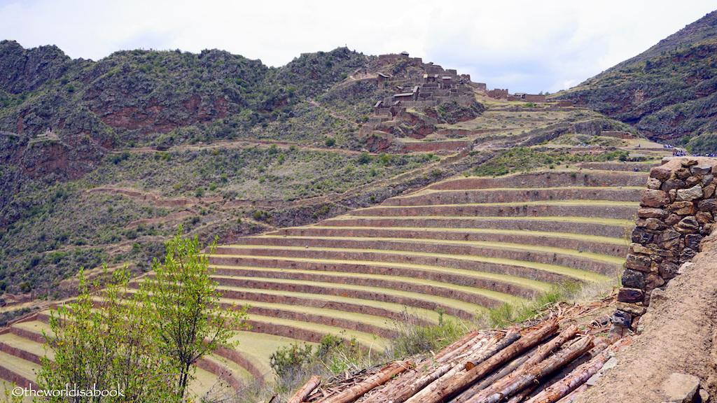Pisac Inca Ruins Peru