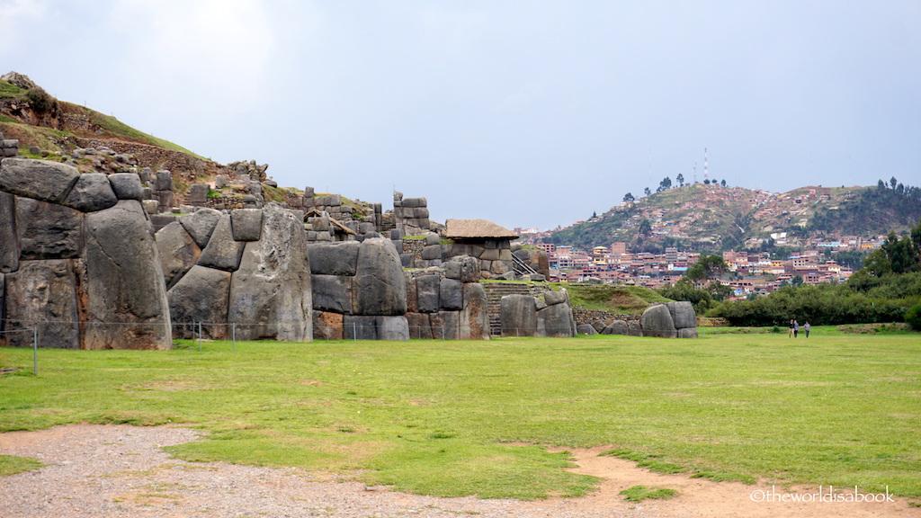 Saqsaywaman Ruins Peru