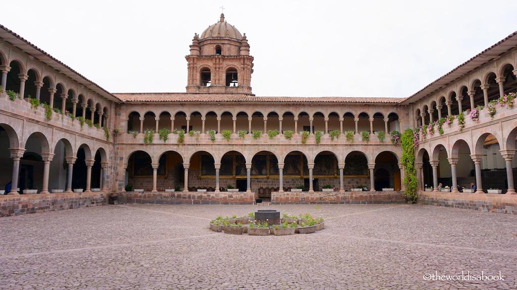 St. Dominic Priory Coricancha Cusco