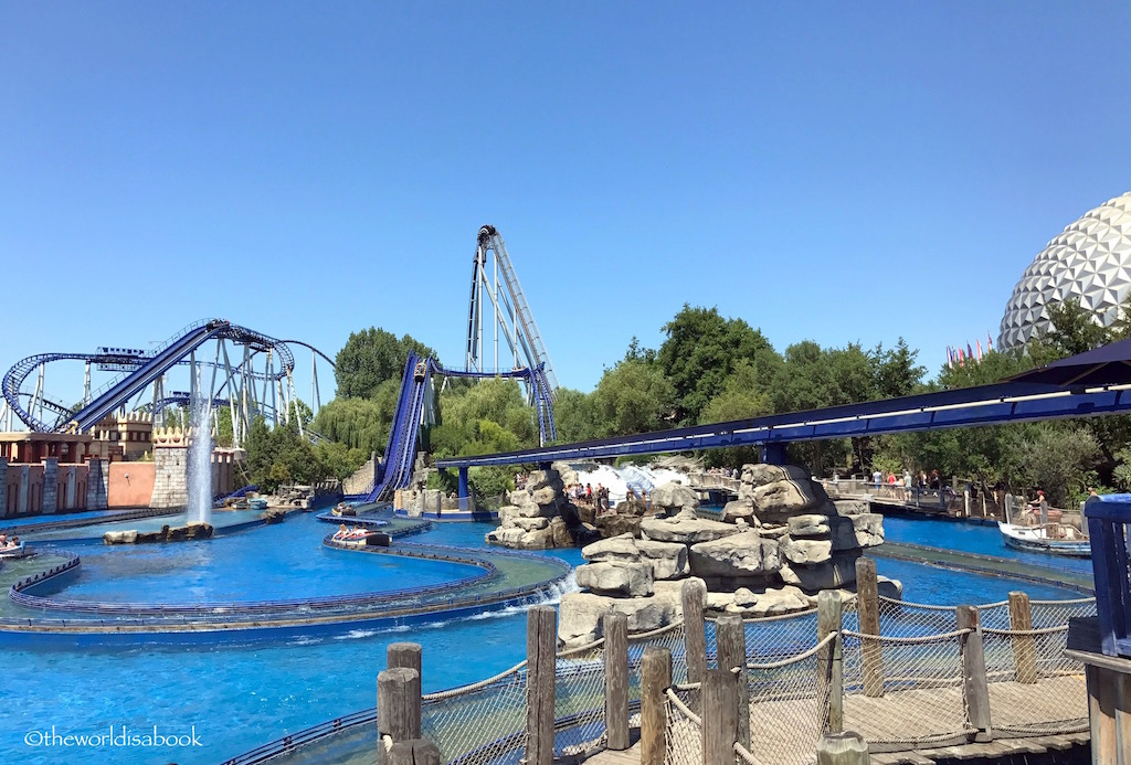 Europa Park with kids Germany