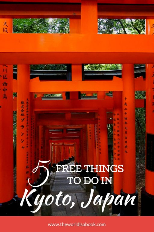 how to get around in kyoto