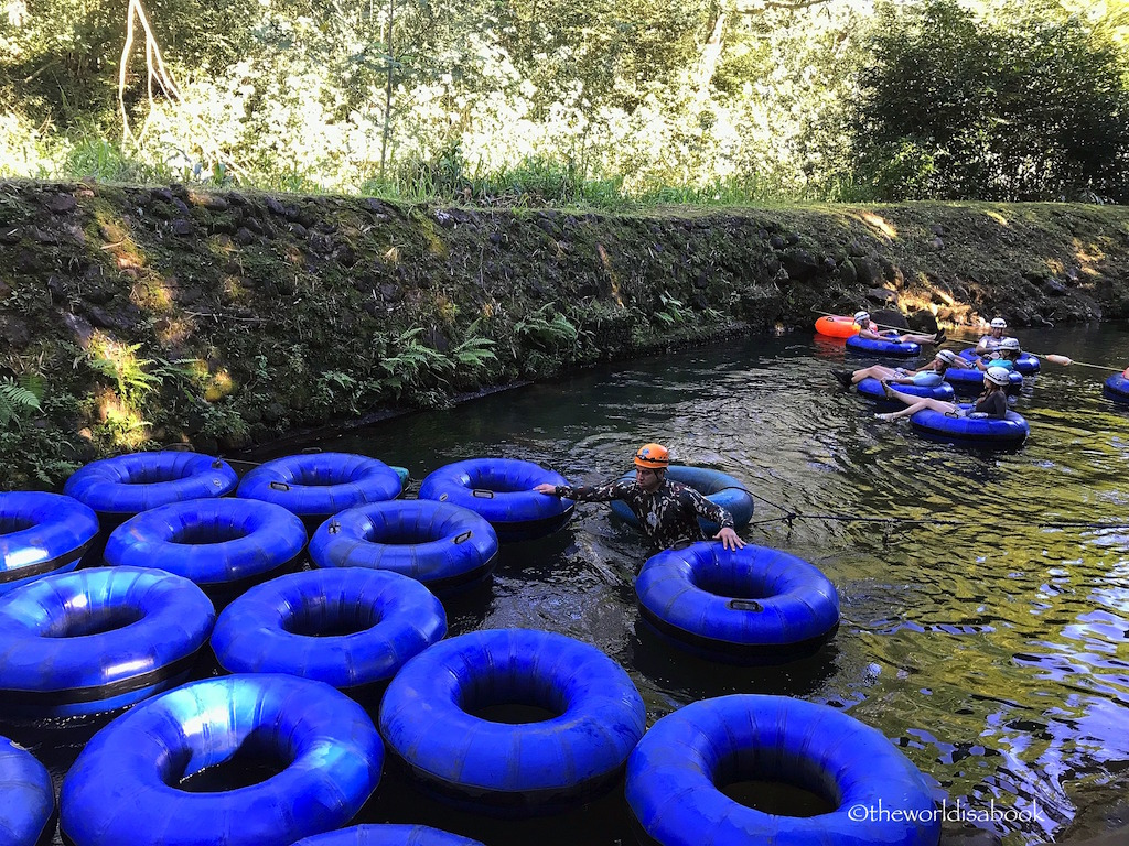 Mountain Tubing with Kauai Backcountry Adventures - The World Is A Book
