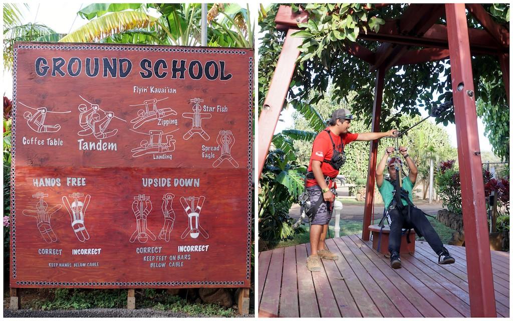 Koloa Zipline Ground School