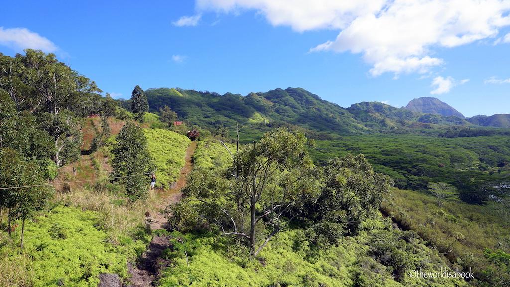 Koloa mountains Kauai