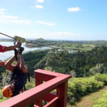 Zipline Adventures in Kauai Hawaii